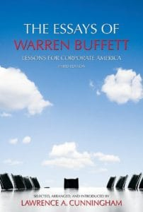 The Essays of Warren Buffett 202x300 - Investing Books