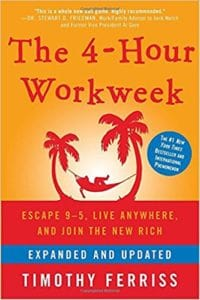 The Four Hour Workweek 200x300 - Investing Books