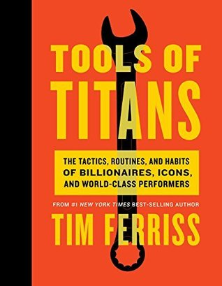 Tool of Titans - Investing Books