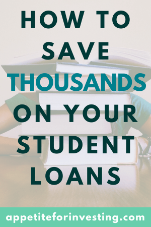 Student Loans e1534554981317 - How Changing the Student Loan Payment Plan and Refinancing with SoFi Saved my Girlfriend Over 5 Years and Thousands of Dollars