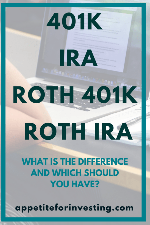 1 4 e1538096480144 - What's Better For You a 401k and IRA or Roth 401k and Roth IRA?