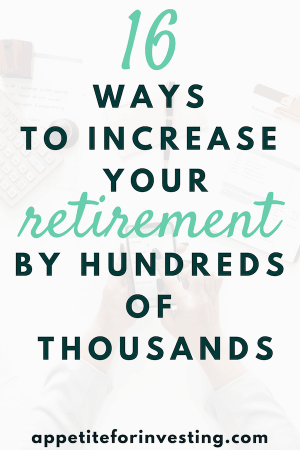 2 4 e1540343704344 - 16 Things That'll Help You Make Hundreds of Thousands For Your Retirement