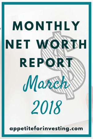 3 6 e1541350877830 - Monthly Net Worth Update #3