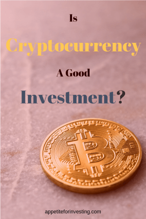 Bitcoin 1 e1560300389628 - Is Cryptocurrency a Good Investment?