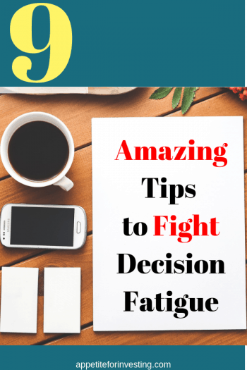 Decision Fatigue 3 e1566954730675 - 9 Amazing Tips to Fight Decision Fatigue
