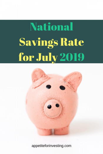 Savings Pin 3 e1567441413399 - This is the Savings Rate in the United States